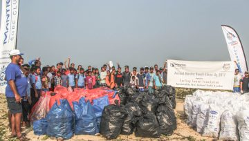 Mantra Beach Clean Up - 2017