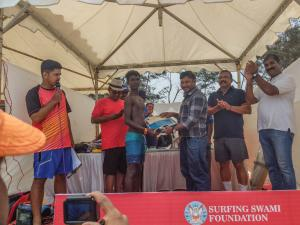 Mantra Grom Search - Praveen lands at second place