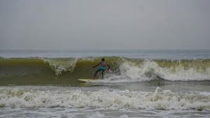 Mantra Grom Search - Praveen showing off his skills